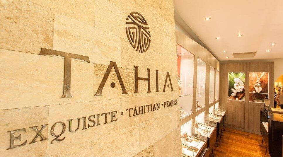 Boutique Tahia Pearls Bora Bora Four Seasons