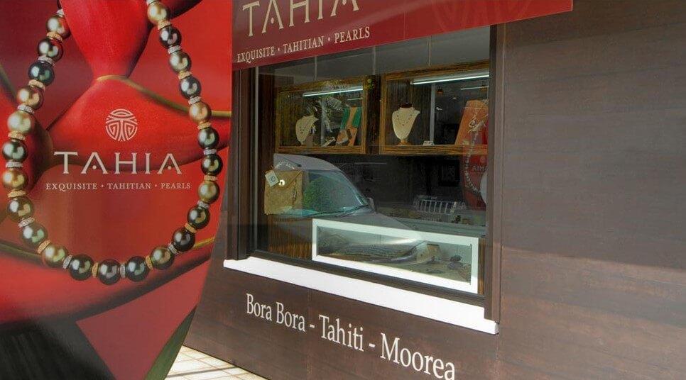 Tahia Pearls Boutique Moorea Maharepa