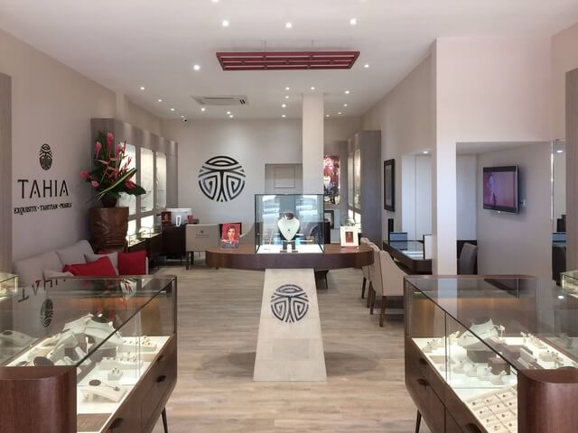 Papeete Boutique of Tahia Exquisite Tahitian Pearls