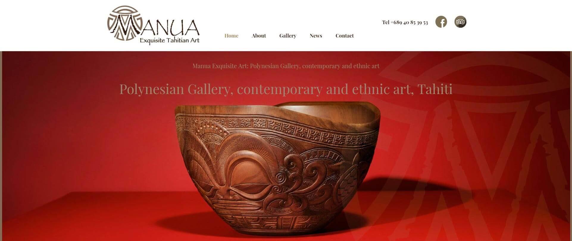 Manua Tahitian Art Home Image (1)