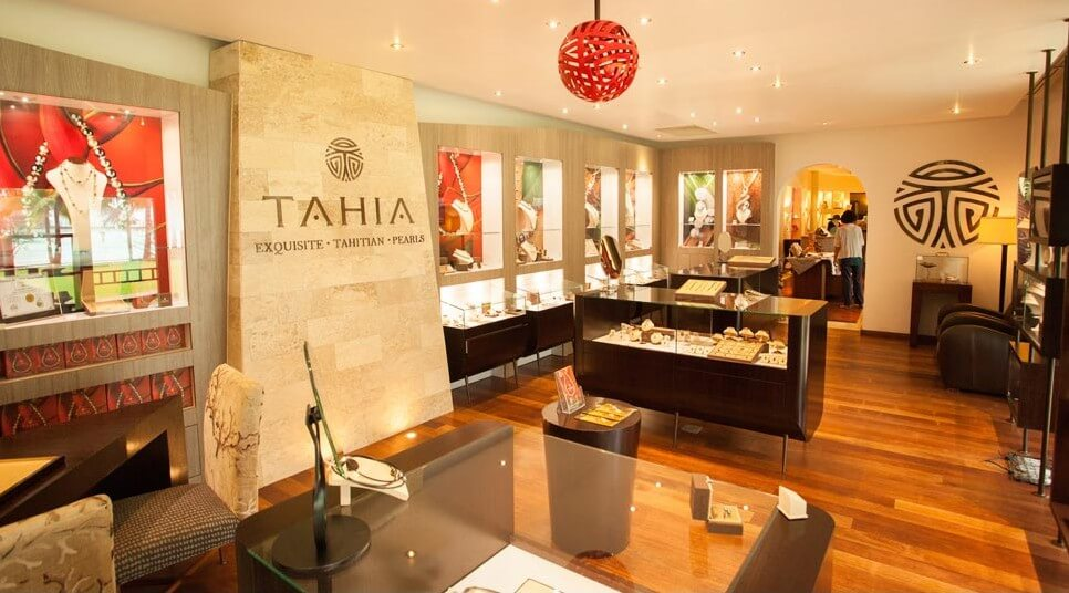 Inside Shop Tahia Pearls